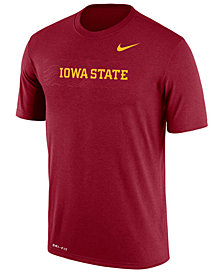 Nike Men's Iowa State Cyclones Legend Staff Sideline T-Shirt