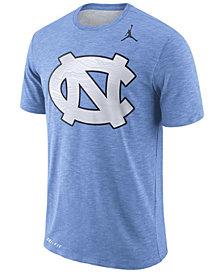 Nike Men's North Carolina Tar Heels Dri-Fit Cotton Slub T-Shirt