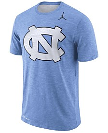 Nike Men's North Carolina Tar Heels Dri-Fit Cotton Slub T-Shirt
