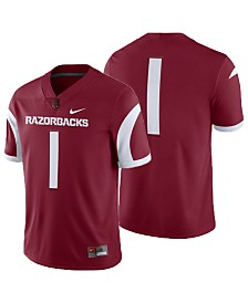 Nike Men's Arkansas Razorbacks Football Replica Game Jersey