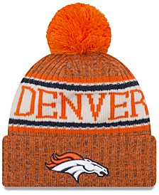Denver Broncos Sport Knit Hat