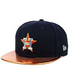 New Era Houston Astros Topps 9FIFTY Snapback Cap