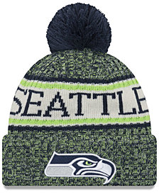 New Era Seattle Seahawks Sport Knit Hat