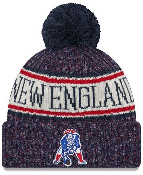 c49d89c4 New England Patriots Sport Knit Hat