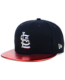 New Era St. Louis Cardinals Topps 9FIFTY Snapback Cap