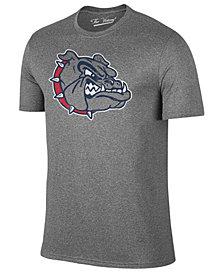 Retro Brand Men's Gonzaga Bulldogs Alt Logo Dual Blend T-Shirt