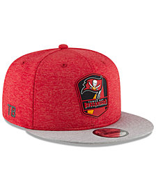 New Era Boys' Tampa Bay Buccaneers Sideline Road 9FIFTY Cap
