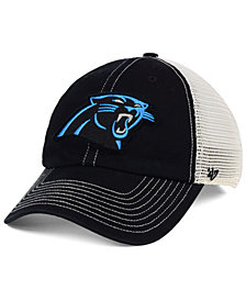'47 Brand Carolina Panthers Canyon Mesh CLEAN UP Cap