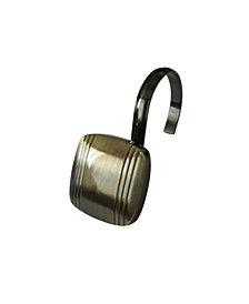 Shower hook - captain shower hooks-orb