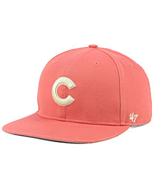 '47 Brand Chicago Cubs Island Snapback Cap