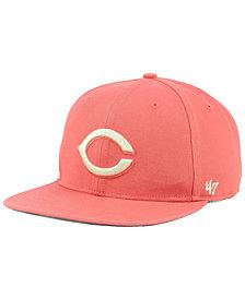 '47 Brand Cincinnati Reds Island Snapback Cap