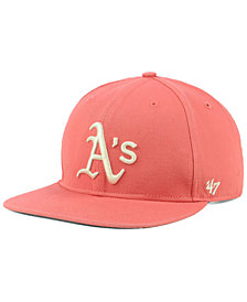 '47 Brand Oakland Athletics Island Snapback Cap