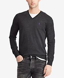 폴로 랄프로렌 브이넥 스웨터 Polo Ralph Lauren Mens Merino Wool V-Neck Sweater