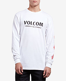 Volcom Men's Graphic Long-Sleeve T-Shirt