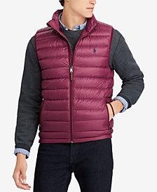 Polo Ralph Lauren Men's Big & Tall Packable Down Vest