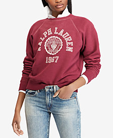 Polo Ralph Lauren Collegiate Fleece Pullover