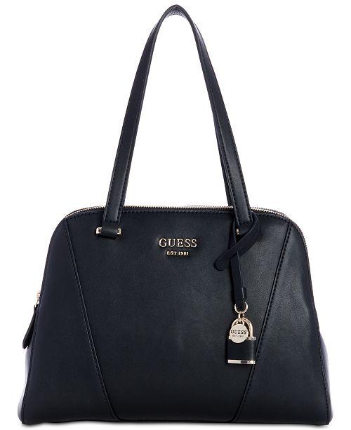 6c3138a4ca3e GUESS Shawna Cali Shoulder Bag   Reviews - Handbags   Accessories ...