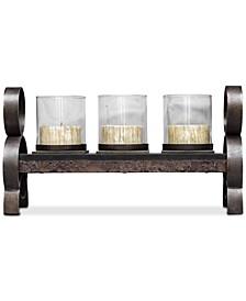 Mila Bronze Candleholder