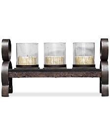 Uttermost Mila Bronze Candleholder
