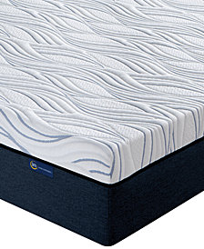 "Serta Perfect Sleeper 10"" Express Luxury Firm Mattress, Quick Ship, Mattress In A Box- King"