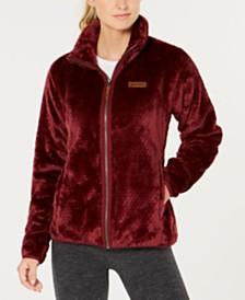 Columbia Fire Side™ II High-Pile-Fleece Jacket