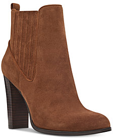 Nine West Crimson Booties
