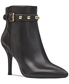 Nine West Fatrina Studded Booties