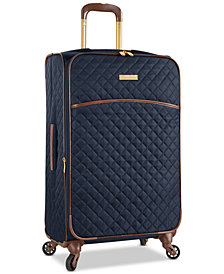 "Anne Klein Bellevue 25"" Spinner Suitcase"
