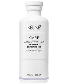 Keune CARE Absolute Volume Shampoo, 10.1-oz., from PUREBEAUTY Salon & Spa