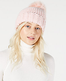 Free People Skyline Pom-Pom Beanie