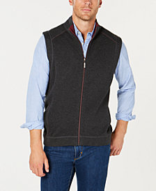 Tommy Bahama Men's Flip Side Reversible Vest