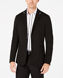 Ryan Seacrest Distinction™ Men's Slim-Fit Textured Knit Blazer, Created for Macy's