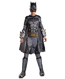 Justice League Movie - Tactical Batman Deluxe Boys Costume