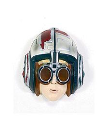Star Wars Anakin Skywalker Racer Pvc Mask Kids Accessory