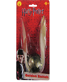 Harry Potter - Golden Snitch Boys Accessory