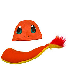 Pokemon Charmander Kids Costume Kit
