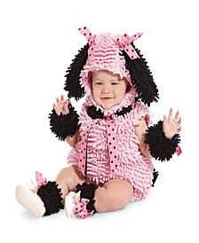 Pink Poodle Toddler Girls Costume