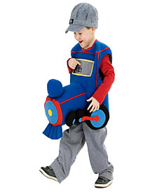 Ride a Plush Train Toddler Boys Halloween Costume
