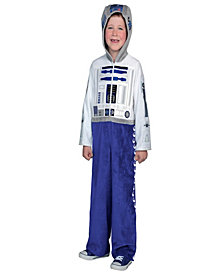 Classic Star Wars Premium R2D2 Kids Costume