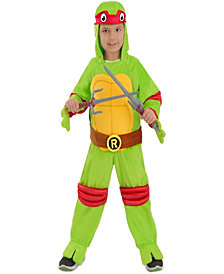 Teenage Mutant Ninja Turtles Raphael Boys Costume