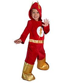 The Flash Premium Toddler Jumpsuit Costume