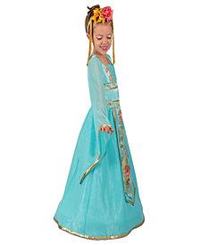 Cherry Blossom Princess Girls Costume