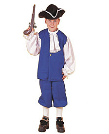 Colonial Boy Costume