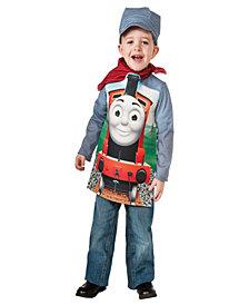 Thomas The Tank Deluxe James Toddler Boys Costume