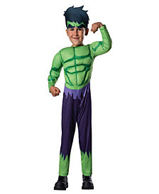 Avengers Assemble Hulk Toddler Boys Costume