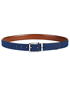 Tommy Hilfiger Men's Reversible Stretch Dress Belt