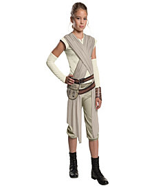Star Wars Episode VII - Girls Deluxe Rey Costume