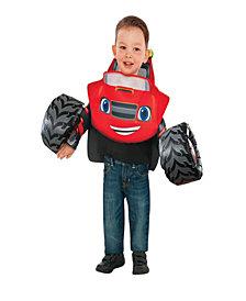 Blaze & the Monster Truck: Blaze Tunic Boys Costume