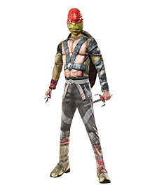 Ninja Turtles Movie Deluxe Raphael Halloween Costume
