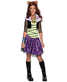 Monster High - Clawdeen Wolf Girls Costume
